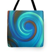 Cosmic Swirl By Reina Cottier Tote Bag