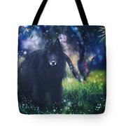 Belgian Sheepdog Art Tote Bag