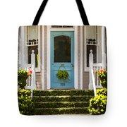 Blue Door  Ivy Stairs Tote Bag