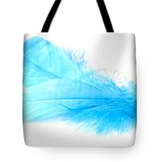 Blue Doubles Tote Bag