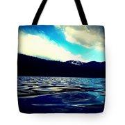 Blue Echo Tote Bag