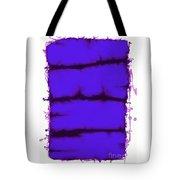 Blue Element Tote Bag