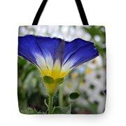 Blue Enchantment Side Tote Bag