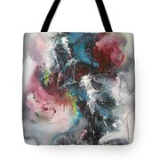 Blue Fever8 Tote Bag