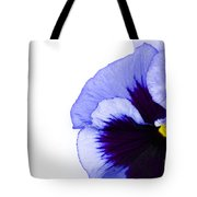 Blue Frost Tote Bag