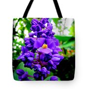 Blue Ginger Tote Bag