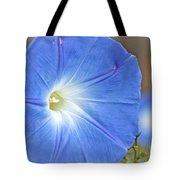 Blue Glories Tote Bag