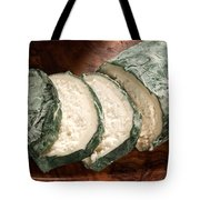 Blue Goat Cheese Tote Bag