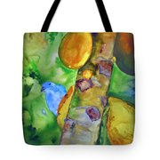 Blue Gray Tanager Tote Bag