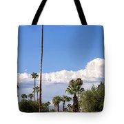 Blue Horizon Palm Springs Tote Bag