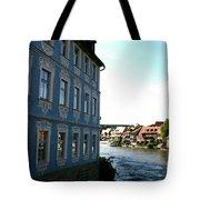 Blue House - Bamberg Tote Bag
