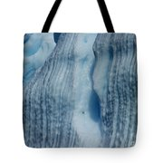 Blue Ice... Tote Bag