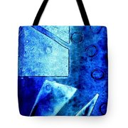 Blue   II Tote Bag