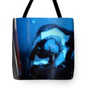 Blue Instant Tote Bag