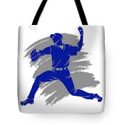 Blue Jays Shadow Player2 Tote Bag