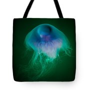Blue Jelly Series 4 Tote Bag