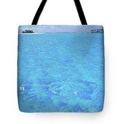 Blue Lagoon. Tote Bag