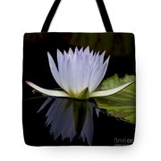Blue Lily 4461 Tote Bag