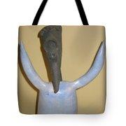 Blue Man - I Give Up Tote Bag