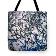 Blue Mind Tote Bag