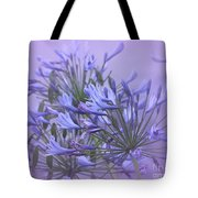 Blue Mist Tote Bag