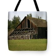 Blue Mountain Barn Tote Bag