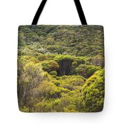 Blue Mountains Greens Tote Bag
