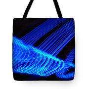 Blue Ocean In Peril Tote Bag