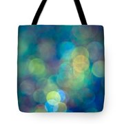 Blue Of The Night Tote Bag