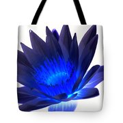 Blue Passion Tote Bag