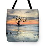 Blue Reverence Charleston Sc Ocean Sunrise Tote Bag