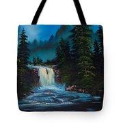 Mountain Falls Tote Bag