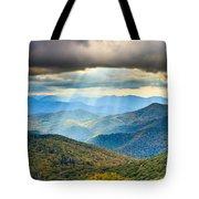 Blue Ridge Glory Tote Bag