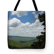 Blue Ridge Mountain Scenic - Craig County Va IIi Tote Bag