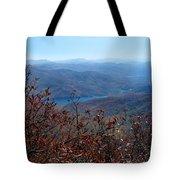Blue Ridge Parkway IIi Tote Bag
