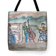 Blue Ridge Tradition   Tote Bag