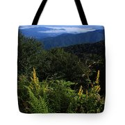 Blue Ridge Vista Tote Bag