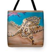 Blue Ringed Octopus I Tote Bag