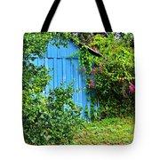 Blue Shed II Tote Bag