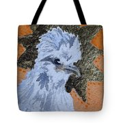 Blue Silky Nugget Tote Bag