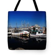 Blue Skies Over French Creek Tote Bag