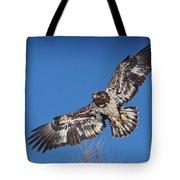 Blue Sky Flight Tote Bag