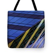 Blue Sky Horizontal  Tote Bag