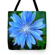 Blue Star Tote Bag