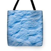 Blue Stone Background Tote Bag