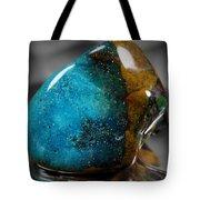 Blue Stone Tote Bag