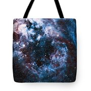Blue Storm  Tote Bag