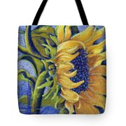 Blue Sunshine Tote Bag