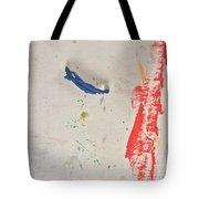 Blue Swing Tote Bag