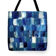 Blue Thing Tote Bag